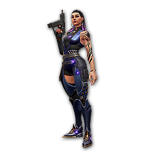 Valorant agent · Reyna