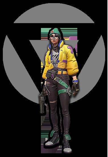 Killjoy · Valorant agent