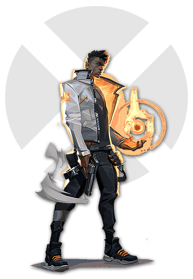 Phoenix · Valorant agent