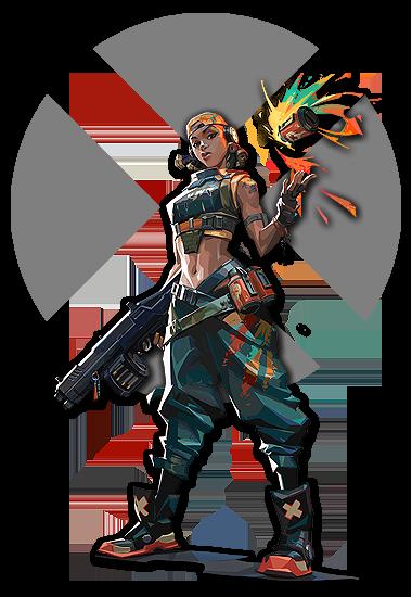 Raze · Valorant agent