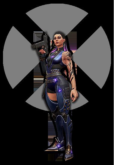 Reyna · Valorant agent