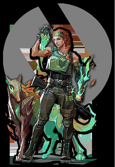 Skye · Valorant agent