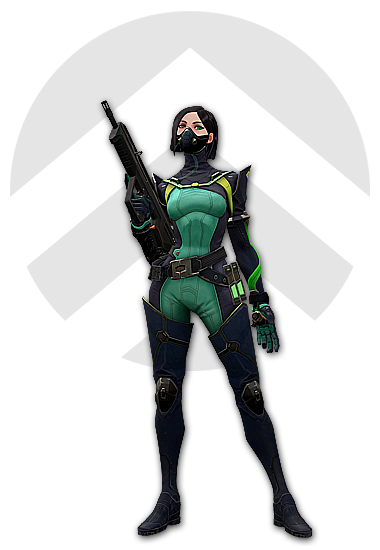 Viper · Valorant agent
