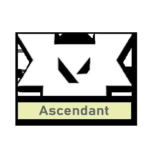 Valorant title · Ascendant