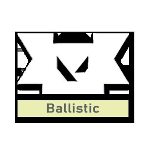 Valorant title · Ballistic
