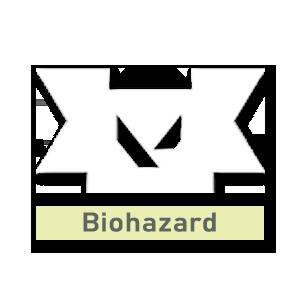 Valorant title · Biohazard