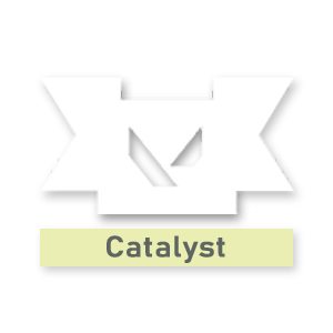 Catalyst · Valorant player card title