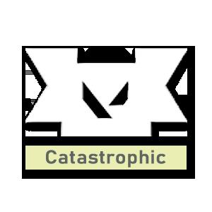 Valorant title · Catastrophic