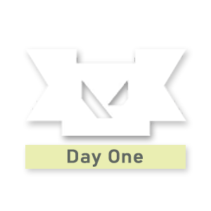 Valorant title · Day One