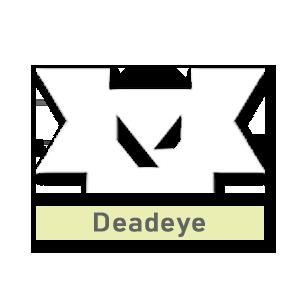 Valorant title · Deadeye
