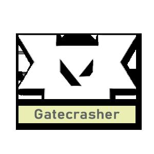 Valorant title · Gatecrasher