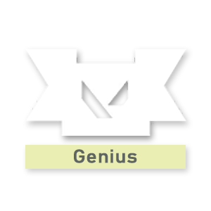 Valorant title · Genius