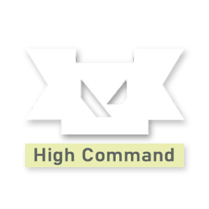 Valorant title · High Command
