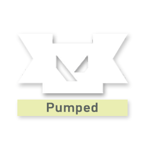 Valorant title · Pumped