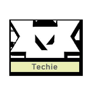 Valorant title · Techie