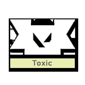 Valorant title · Toxic