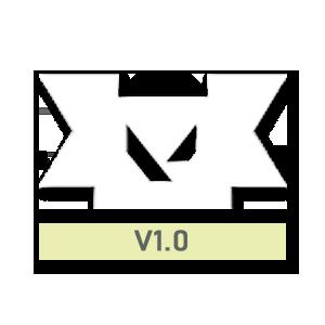 Valorant title · V1.0