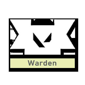Valorant title · Warden