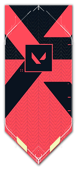 Valorant Player Card · Code Red