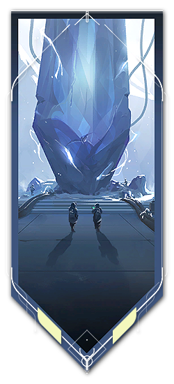 Valorant Player Card · Experiment X011