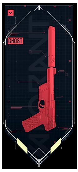 Ghost player card · Ghost Schema