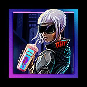 Valorant Player Card · Glitchpop