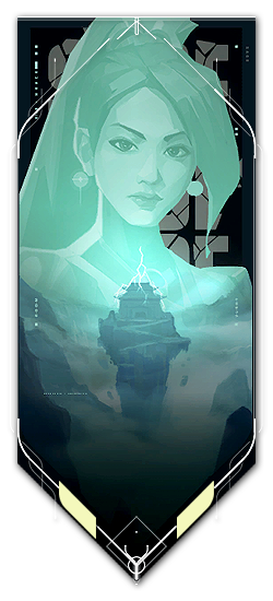 Sage player card · Journey of Trials