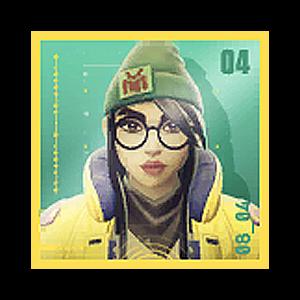 Valorant Player Card · Killjoy ID