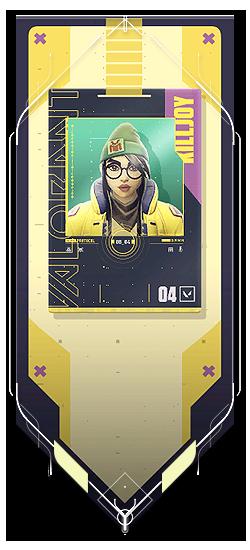 Killjoy player card · Killjoy ID