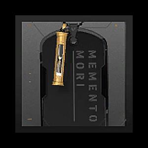 Valorant Player Card · Memento Mori