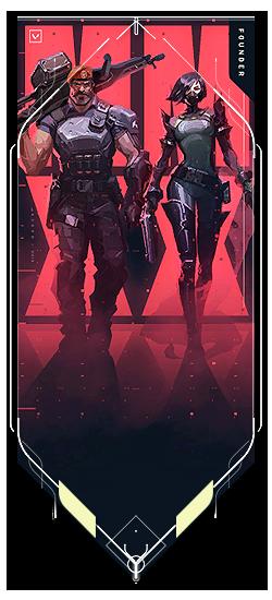 Viper player card · MMXX Founder
