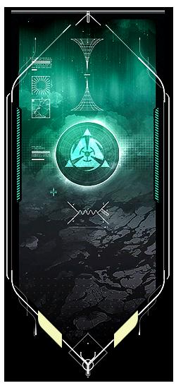 Valorant Player Card · Radianite Hazard