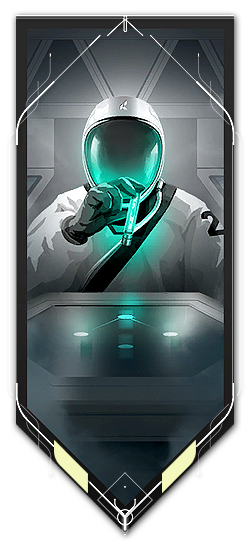Radianite Paradox · Valorant player card
