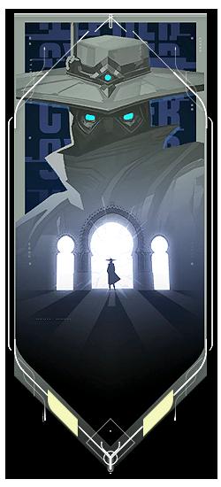 Cypher player card · Redeemer's Folly