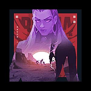 Valorant Player Card · Revenge for Life