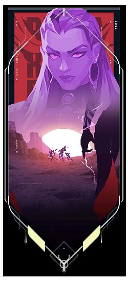 Reyna player card · Revenge for Life