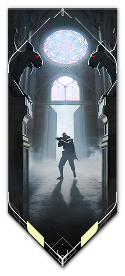 Ruin · Valorant player card