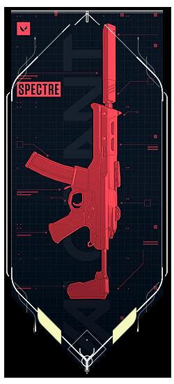 Spectre player card · Spectre Schema