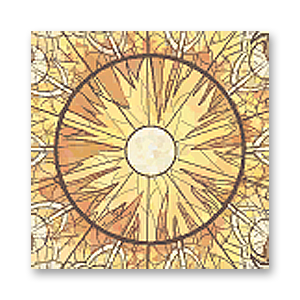 Valorant Player Card · Stained Glass