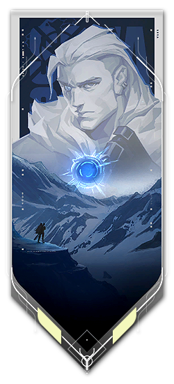 Sova player card · Through the Looking Glass