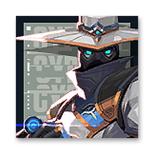 Valorant Player Card · Valorant Cypher