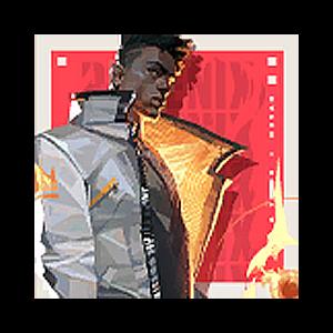 Valorant Player Card · Valorant Phoenix