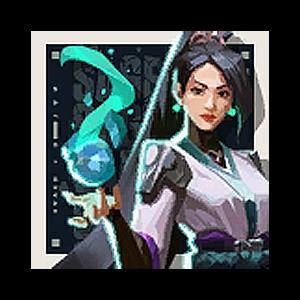 Valorant Player Card · Valorant Sage