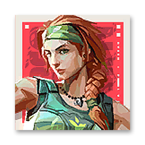 Valorant Player Card · Valorant Skye