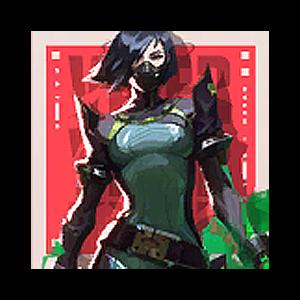 Valorant Player Card · Valorant Viper