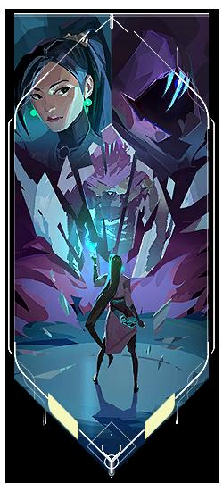 Omen player card · Versus // Omen + Sage