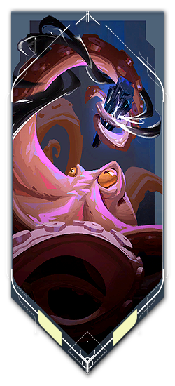 valorant player what ancient mystery card