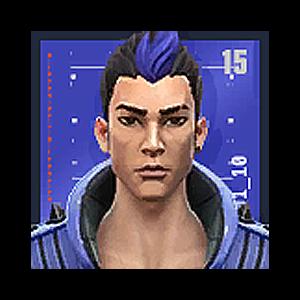 Valorant Player Card · Yoru ID
