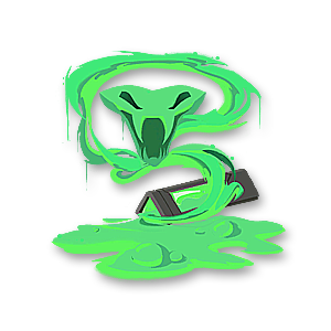 Valorant spray · Deadly Venom