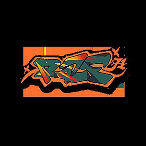 Valorant spray · Raze